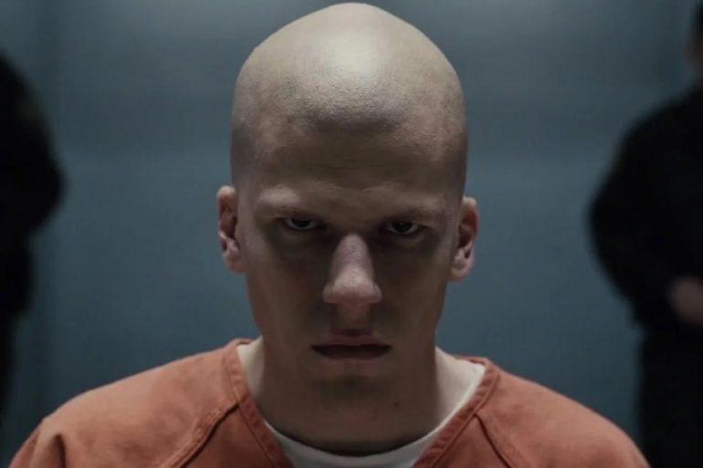 Jesse Eisenberg quiere volver a ser Lex Luthor