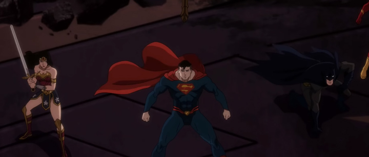 ¡Emociónate con el primer tráiler de Justice League Dark: Apokolips War!