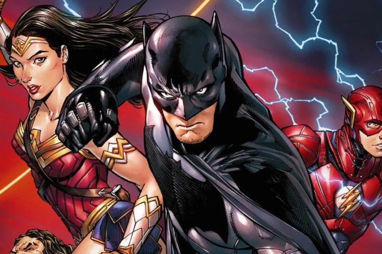 Así se hubiera visto Batman en Justice League Mortal