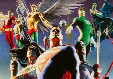 Descubre las fotos inéditas del equipo de Justice League: Mortal