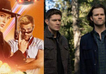 Más detalles del crossover entre Legends of Tomorrow y Supernatural