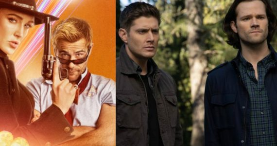 Más detalles del crossover entre Legends of Tomorrow y Supernatural