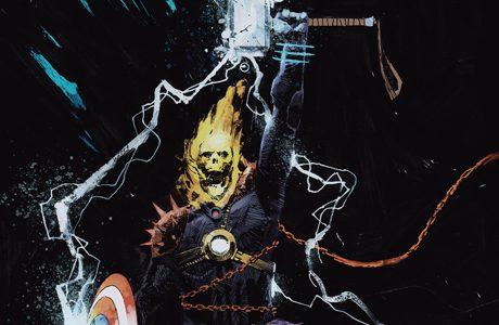 Marvel Basicos: Cosmic Ghost Rider destruye la historia de Marvel