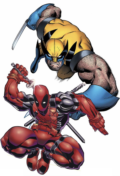 Rob Liefeld aún sueña con ver juntos a Wolverine y Deadpool en el cine