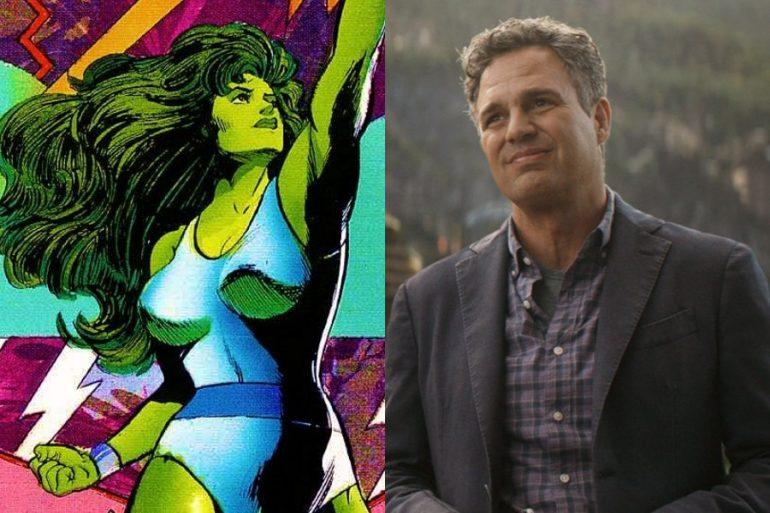 Mark Ruffalo en pláticas para unirse a She-Hulk