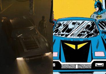 La inspiración detrás del Batimóvil de The Batman