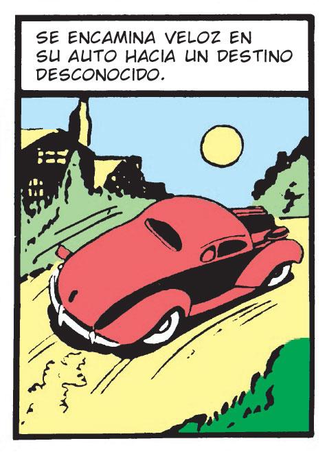 Ante sociedad ¡El Batimóvil!