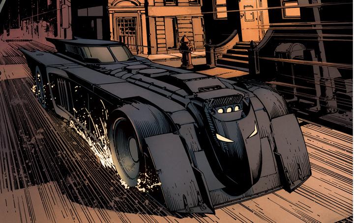 ¡Matt Reeves presenta al Batimóvil de The Batman!