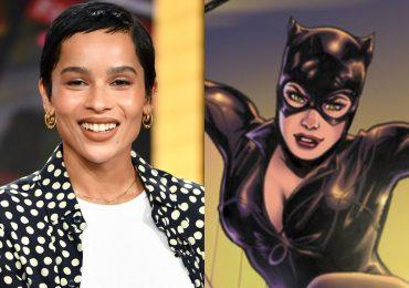 ¿Cómo se prepara Zoe Kravitz para ser Catwoman en The Batman?