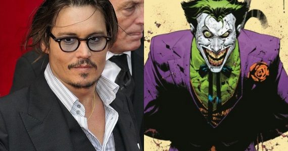 Así luciría Johnny Deep como Joker para The Batman