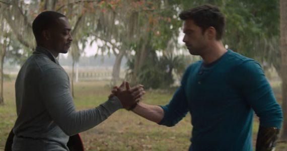 Marvel Studios reveló más detalles de The Falcon and the Winter Soldier