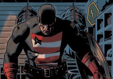 El U.S. Agent entra en acción en el set de The Falcon and the Winter Soldier