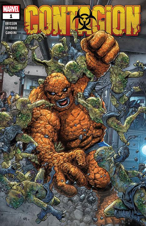 Top 10: los virus más temibles del Universo Marvel