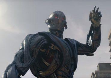 Hasta Ultron toma sus precauciones por el Coronavirus en arte conceptual