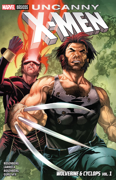 Marvel Básicos – Uncanny X-Men: Wolverine & Cyclops vol. 1