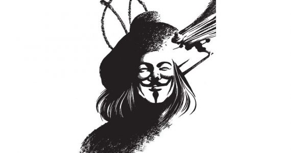 HBO podría adaptar V for Vendetta a una serie de TV