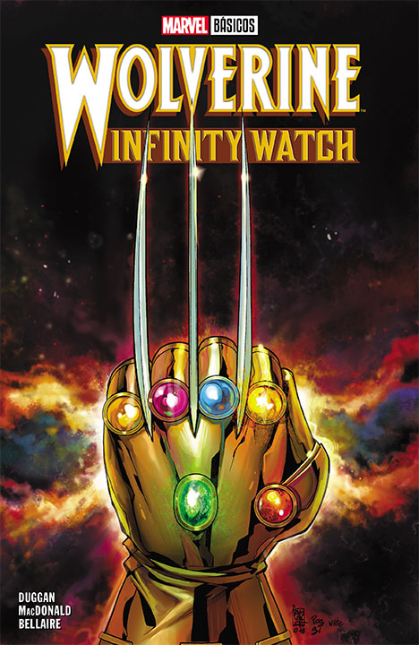 Wolverine: Infinite Watch