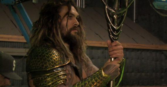 Zack Snyder revela cuál era su plan original para la película de Aquaman
