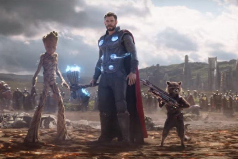 Avengers: Infinity War: ¿Cómo es que Thor entiende a Groot?