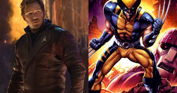 ¡Chris Pratt nos presenta a Wolverine en cuarentena!