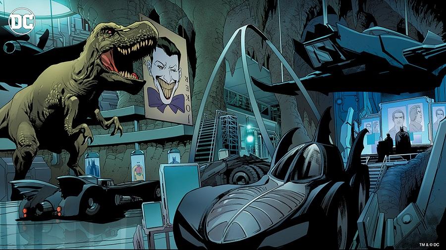 Enchula tus videollamadas con fondos de pantalla de DC Comics