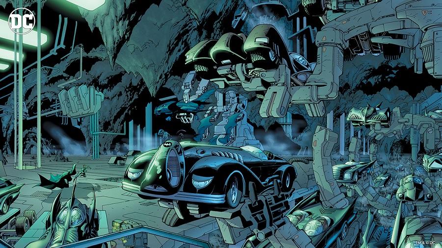 Fondos virtuales de Gotham City para tus videollamadas