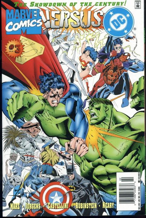 Si siempre te has preguntado quién ganaría entre Hulk y Superman, esta viñeta es muy reveladora