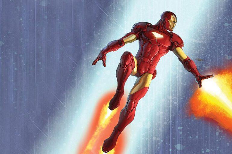 Más fondos virtuales de Marvel para tus videollamadas