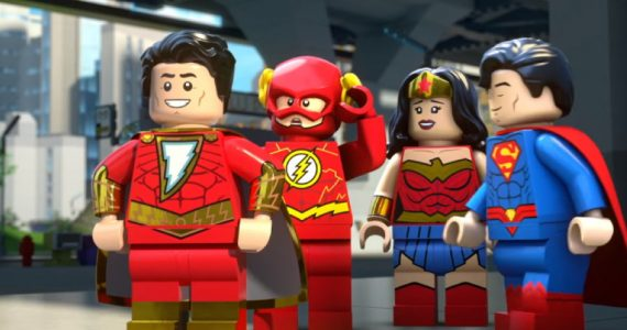 Shazam se presenta en nuevo video de Shazam: Magic and Monsters