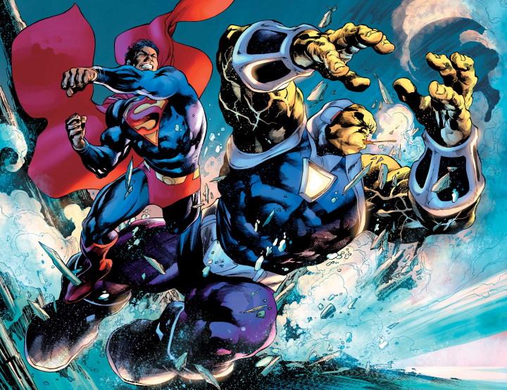 Superman, Saga de la Unidad: La Casa de El: La paternidad para revitalizar al superhéroe