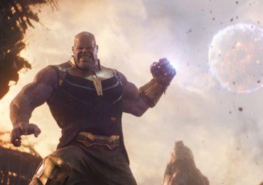 Thanos le roba el alma a los Avengers en arte conceptual de Infinity War
