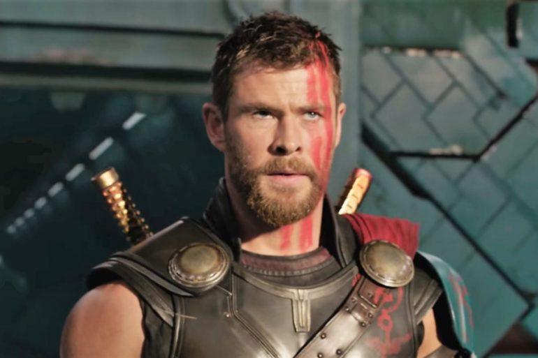 Chris Hemsworth se rinde ante el guión de Thor: Love and Thunder