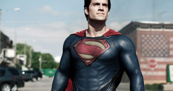 Zack Snyder comparte su primer boceto de Man of Steel