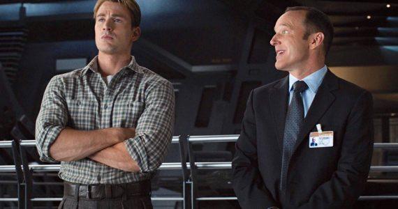 El póster de Agents of SHIELD, ¿sugiere un cameo del Capitán América?