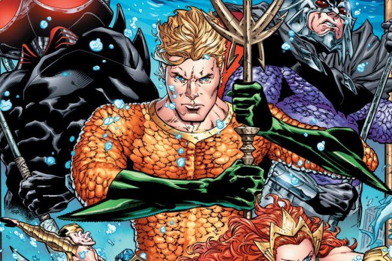 Sumérgete en la Atlántida con la rutina de ejercicio de Aquaman