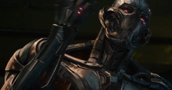 El aspecto de Ultron era más aterrador en arte de Avengers: Age of Ultron