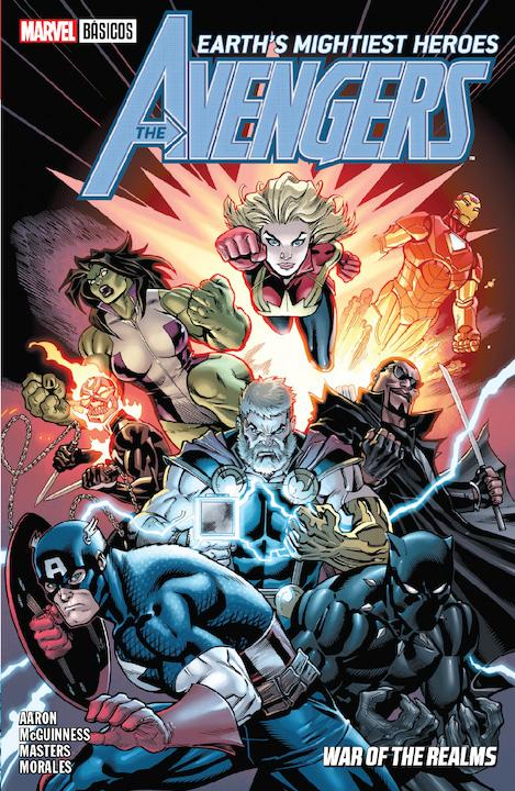 Avengers: War of the Realms