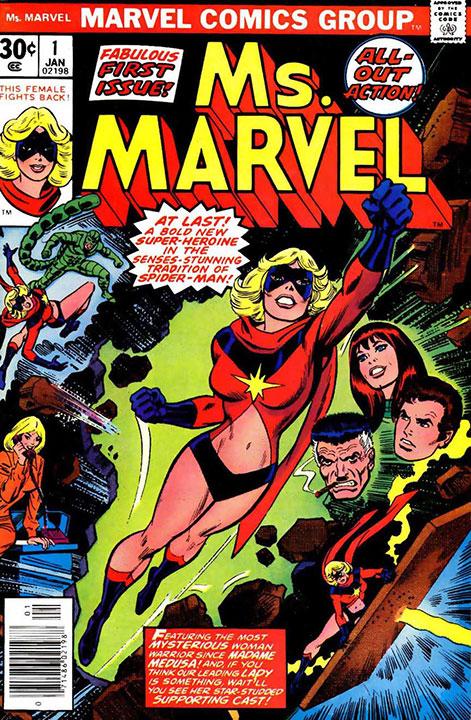 Captain Marvel habría lucido nuevo uniforme en Avengers: Endgame