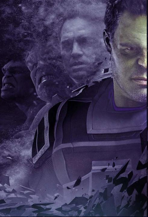 Así fueron los posters de Bosslogic no usados para Avengers: Endgame