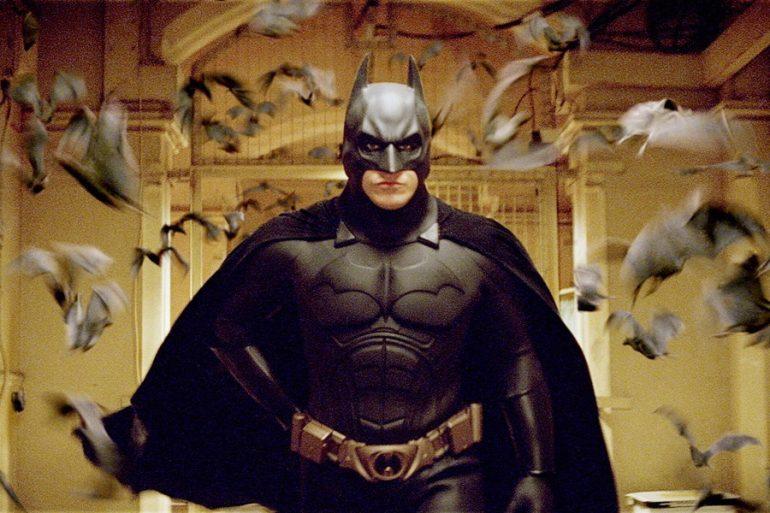 Así fue la prueba de cámara de Christian Bale como Batman