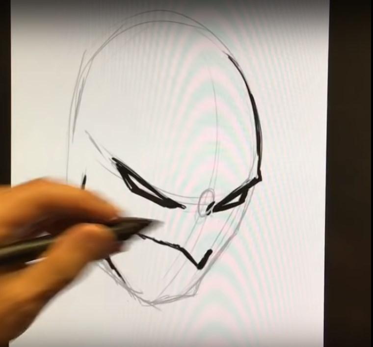 Aprende a dibujar a Batman al estilo de Todd McFarlane