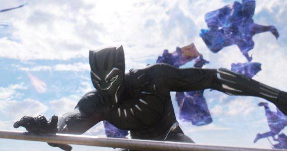 Panther Habit: El traje de Black Panther que no vimos en el cine