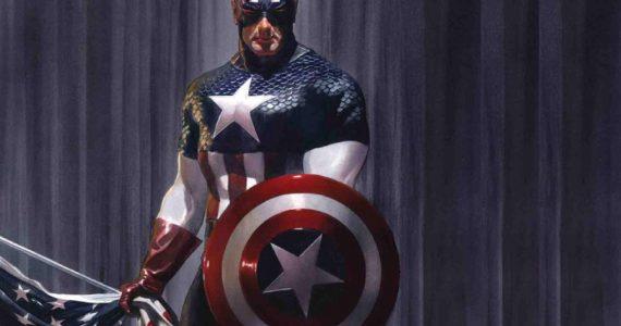 ¿Cuándo se supo que el escudo del Capitán América era de Vibranium?