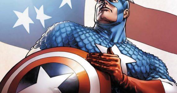 ¡Cocina unas galletas al estilo del Capitán América!