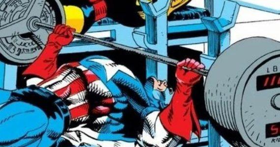¿Quieres ejercitarte como el Captain América? ¡Esta rutina es para ti!