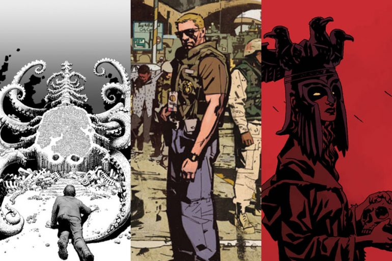 Crea tu comic con SMASH: Los géneros más usados en los cómics