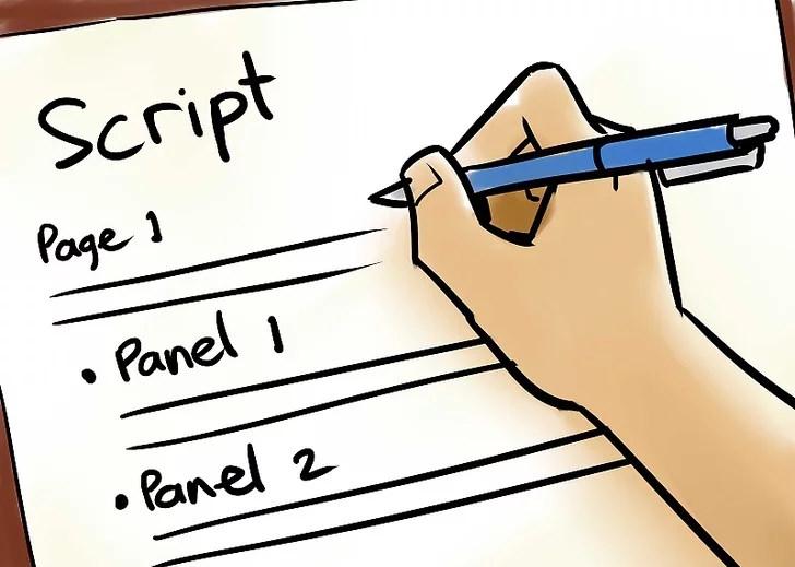 Crea tu comic con SMASH: ¡Palabras y dibujos! Arma tu guión y tus viñetas