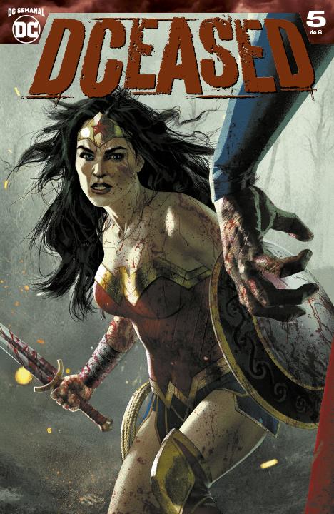 DC Semanal: DCeased #5 (de 6)