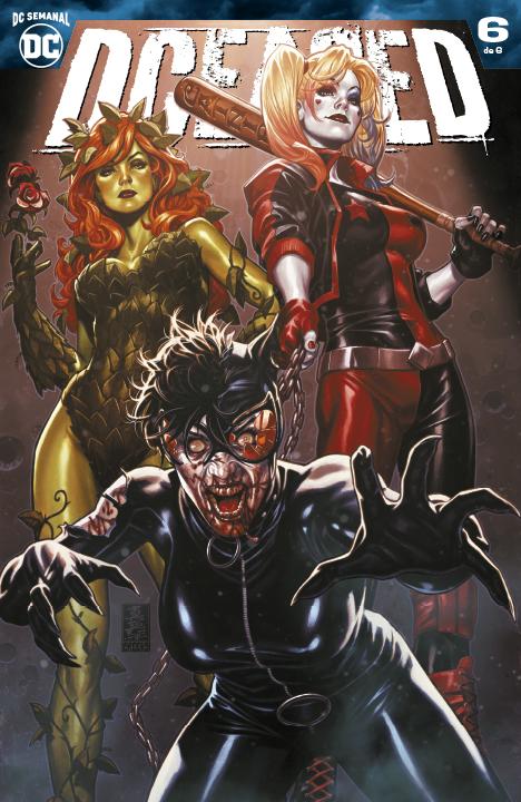 DC Semanal: DCeased #6 (de 6)