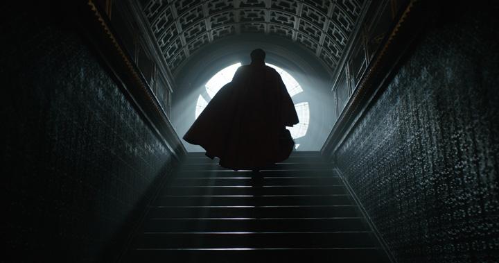 Arte conceptual revela un diferente aspecto de Doctor Strange